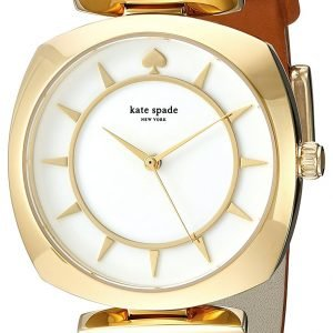 Kate Spade Ksw1225 Kello Valkoinen / Nahka