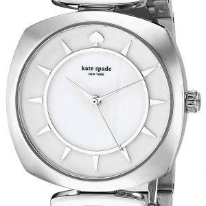 Kate Spade Ksw1228 Kello Valkoinen / Teräs