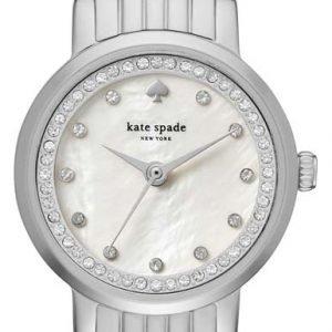 Kate Spade Ksw1241 Kello Valkoinen / Teräs