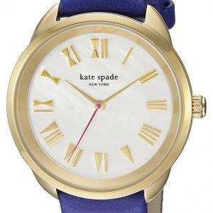 Kate Spade Ksw1246 Kello Valkoinen / Nahka