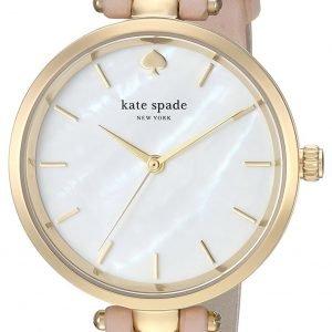 Kate Spade Ksw1281 Kello Valkoinen / Nahka