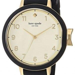 Kate Spade Ksw1313 Kello Valkoinen / Kumi