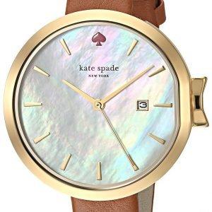 Kate Spade Ksw1324 Kello Hopea / Nahka