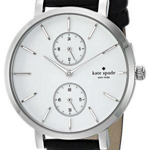 Kate Spade Ksw1333 Kello Valkoinen / Nahka