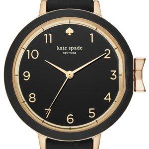 Kate Spade Ksw1352 Kello Musta / Kumi