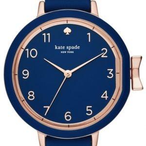 Kate Spade Ksw1353 Kello Sininen / Kumi