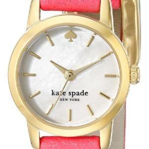 Kate Spade Metro 1yru0830 Kello Valkoinen / Nahka