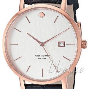 Kate Spade Metro Ksw1160 Kello Hopea / Nahka