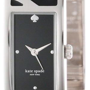Kate Spade Zebra 1yru0089 Kello Musta / Teräs