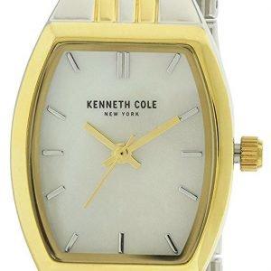 Kenneth Cole 10030713 Kello Valkoinen / Kullansävytetty