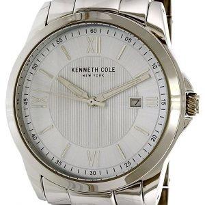 Kenneth Cole 10031365 Kello Hopea / Teräs