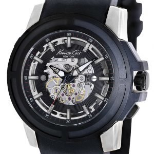 Kenneth Cole Automatic Kc1898 Kello Musta / Kumi