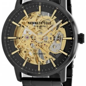 Kenneth Cole Automatic Kc50112007 Kello Luurankokello / Teräs