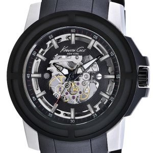 Kenneth Cole Automatic Kc9178 Kello Musta / Kumi