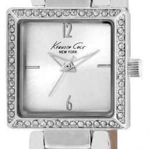 Kenneth Cole Classic 10021986 Kello Hopea / Nahka