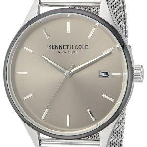 Kenneth Cole Classic 10030838 Kello Harmaa / Teräs
