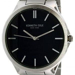 Kenneth Cole Classic 10031361 Kello Musta / Teräs