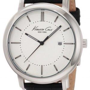 Kenneth Cole Classic Kc1651 Kello Valkoinen / Nahka