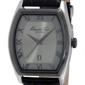 Kenneth Cole Classic Kc1890 Kello Hopea / Nahka