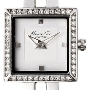 Kenneth Cole Classic Kc4965 Kello Hopea / Teräs