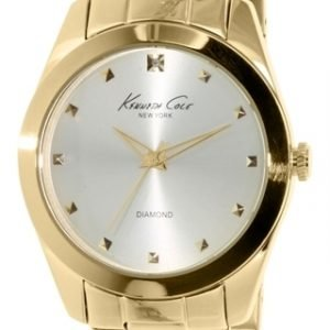 Kenneth Cole Diamond Kc4949 Kello Kullattu / Kullansävytetty