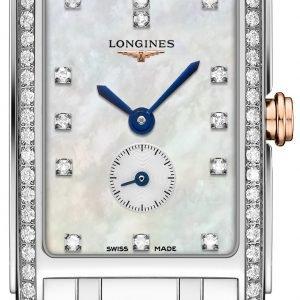 Longines Dolcevita L5.255.5.89.7 Kello Valkoinen / 18k