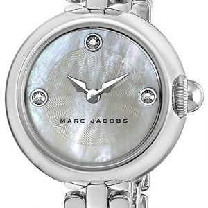 Marc By Marc Jacobs Courtney Mj3459 Kello Hopea / Teräs