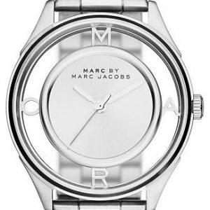 Marc By Marc Jacobs Dress Mbm3412 Kello Hopea / Teräs