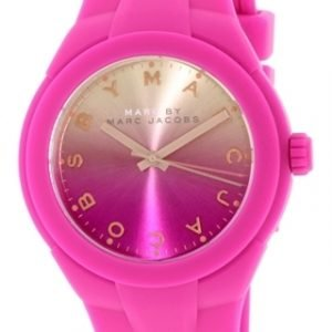 Marc By Marc Jacobs Dress Mbm5538 Kello Pinkki / Kumi