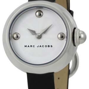 Marc By Marc Jacobs Dress Mj1430 Kello Hopea / Nahka