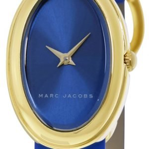 Marc By Marc Jacobs Dress Mj1455 Kello Sininen / Nahka