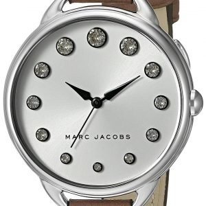 Marc By Marc Jacobs Dress Mj1476 Kello Hopea / Nahka