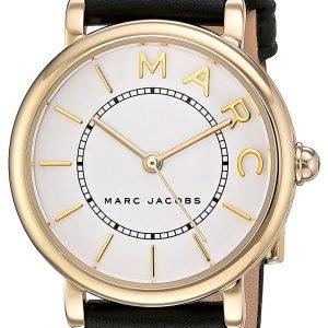 Marc By Marc Jacobs Dress Mj1537 Kello Valkoinen / Nahka
