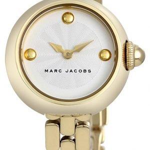 Marc By Marc Jacobs Dress Mj3457 Kello Hopea / Kullansävytetty