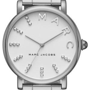 Marc By Marc Jacobs Dress Mj3566 Kello Valkoinen / Teräs