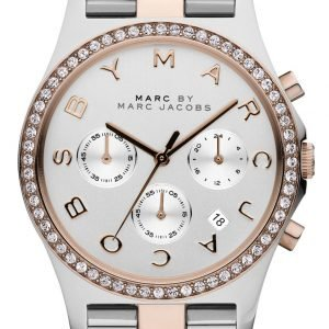 Marc By Marc Jacobs Henry Chrono Mbm3106 Kello