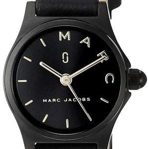 Marc By Marc Jacobs Henry Mj1627 Kello Musta / Nahka