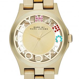 Marc By Marc Jacobs Henry Skeleton Mbm3263 Kello
