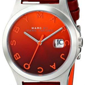 Marc By Marc Jacobs Mbm1319 Kello Punainen / Nahka