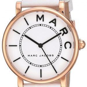 Marc By Marc Jacobs Mj1561 Kello Valkoinen / Nahka