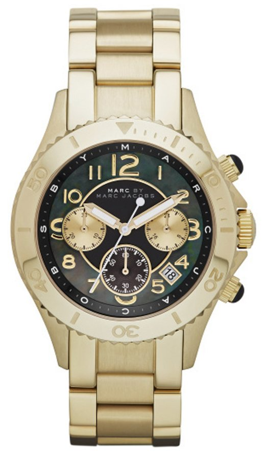 Marc By Marc Jacobs Rock Chrono Mbm3253 Kello