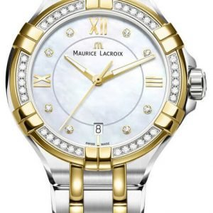 Maurice Lacroix Aikon Lady Quartz Ai1006-Dy503-171-1 Kello