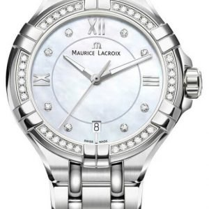 Maurice Lacroix Aikon Lady Quartz Ai1006-Sd502-170-1 Kello