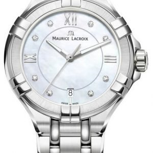 Maurice Lacroix Aikon Lady Quartz Ai1006-Ss002-170-1 Kello
