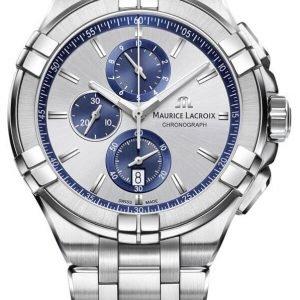 Maurice Lacroix Aikon Quartz Chronograph Ai1018-Ss002-131-1 Kello