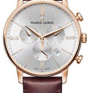 Maurice Lacroix Eliros Chronograph El1098-Pvp01-111-1 Kello