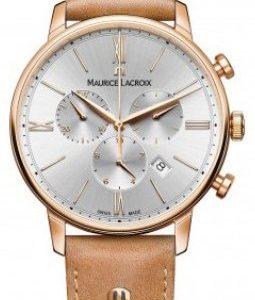 Maurice Lacroix Eliros Chronograph El1098-Pvp01-111-2 Kello