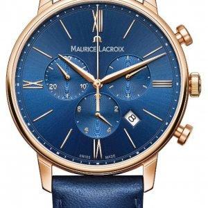 Maurice Lacroix Eliros Chronograph El1098-Pvp01-411-1 Kello