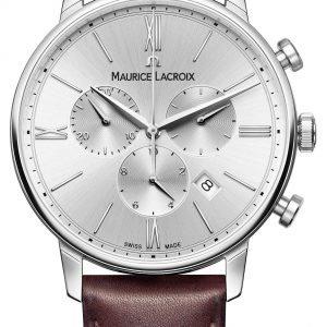 Maurice Lacroix Eliros Chronograph El1098-Ss001-110-1 Kello