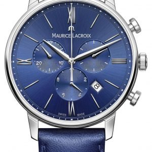 Maurice Lacroix Eliros Chronograph El1098-Ss001-410-1 Kello